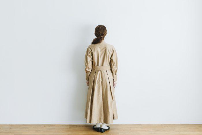 プぺコートドレス goldbeige 3