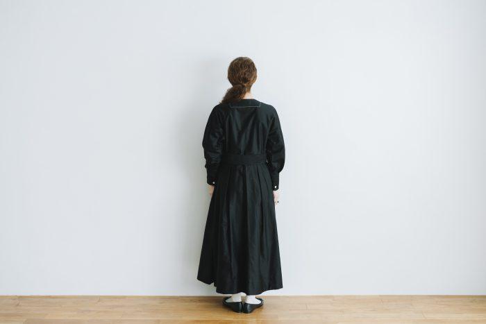 キャピュレットドレス black 3