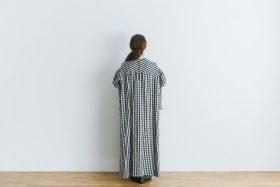 キャピュレットドレス blackgingham 3