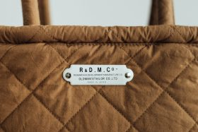 QUILTING MARCHE BAG TALL coyote 2