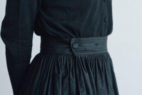 グランマスカート  black 4
