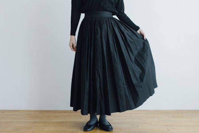 グランマスカート  black 1