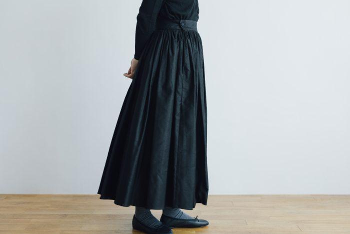 グランマスカート  black 2
