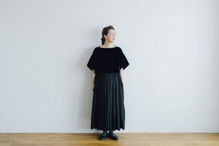 グランマスカート  black 5