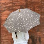 日傘 gray