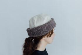 HOOD CAP light beige 1