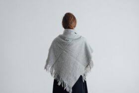 BLANKET heather gray 5