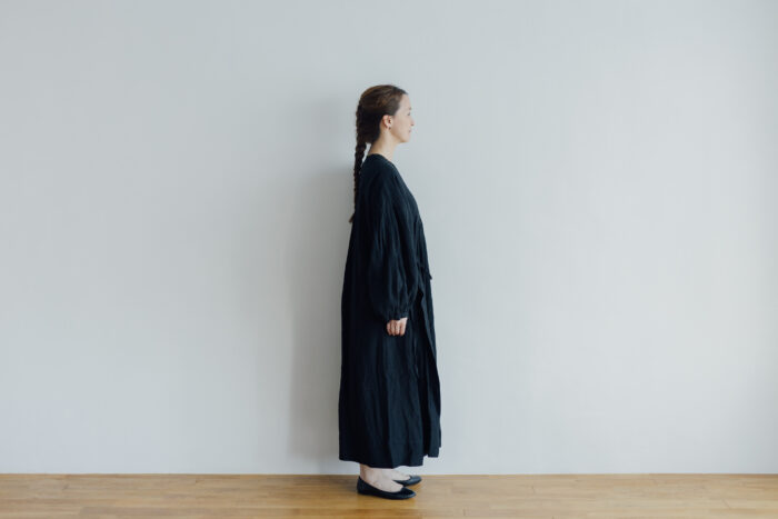 Embroidery DRESS  black 2