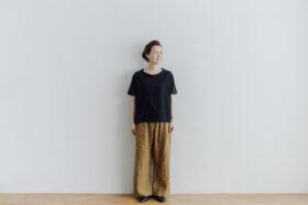 LINEN ATELIER PANTS  khaki beige 5