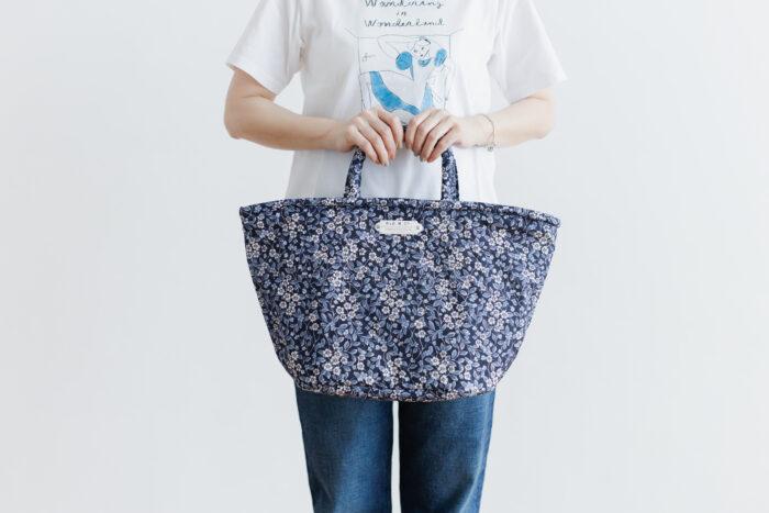 IRISH MARCHE BAG (SMALL) 4