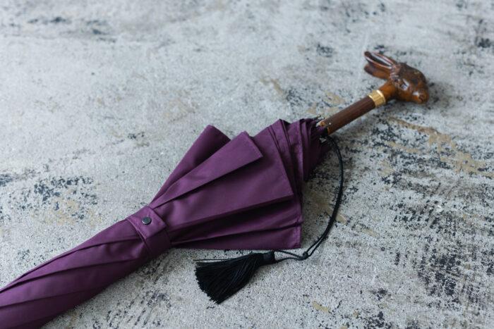 Umbrella rabbit×prune 4