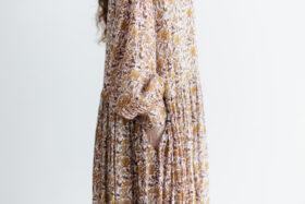 予約 R037 FLORAL DRESS white 4