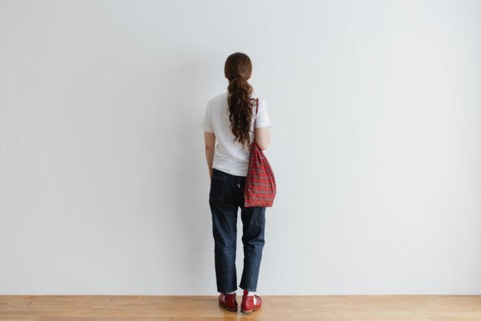 C/S DRAWSTRING BAG (L) 2