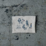 OZ EMBROIDERY POUCH