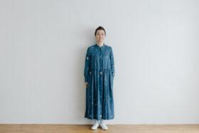 O/P/L SURPRISE FRONT OPEN SHIRT DRESS 1