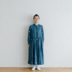 O/P/L SURPRISE FRONT OPEN SHIRT DRESS