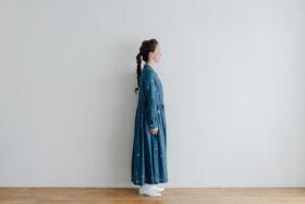 O/P/L SURPRISE FRONT OPEN SHIRT DRESS 2