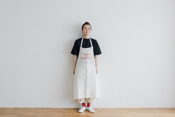TODAY IS A GOOD DAY APRON 1