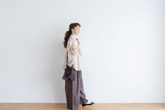 Embroidery Shoulder Bag black 3