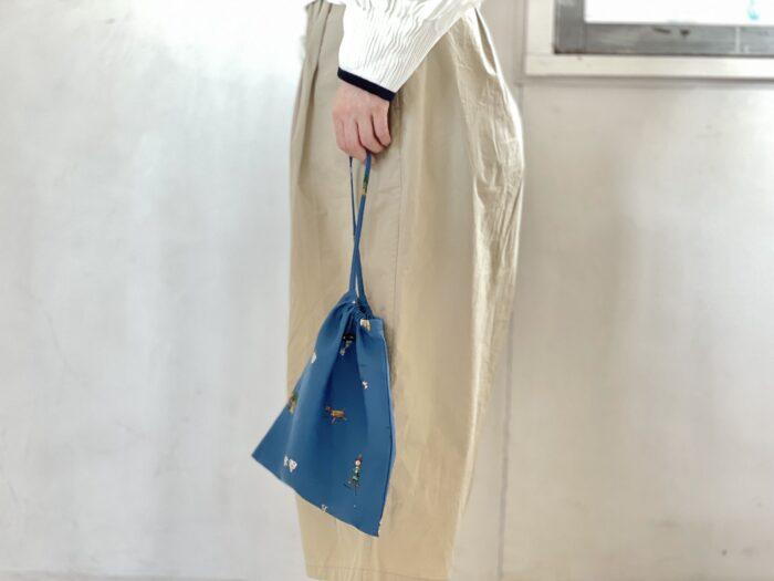 O/P/L DRAWSTRING BAG (S) 3